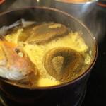 吉清水茶屋 - わっぱ汁