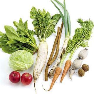 お野菜や食材へのこだわり
