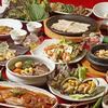 麦庵 - 料理写真:麦庵 韓定食 5,000円コース(おかゆからアワビやカルビチムと韓国の伝統茶まで 全14品 。 宮廷料理と薬膳料理で韓国の味を楽しみに