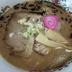 麺屋 天晴れ魂 - ぶた味噌