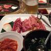 安楽亭 - 料理写真:中落ちカルビ!間違えないで