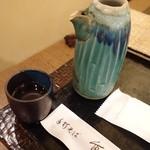 重吉 - 本醸造辛丹波580円