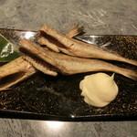 北の味紀行と地酒 北海道 - こまいの干物
