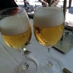 ブオーノ ブオーノ - ランチビール