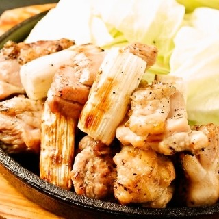 【希少】朝引き大山鶏を使用した鶏料理♪