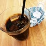 カレーのチカラ - アイスコーヒー 210円 2015/09