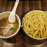 41865677 - つけ麺(大盛り)!!\(^o^)/