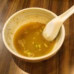 41865703 - スープ割!!(´艸`*)