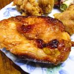 竹松鶏肉店 - 味噌漬け焼き