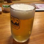 鳥清 - 生ビール