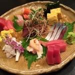 大寿司 - 5,000円刺身盛合せ