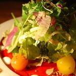鶏屋ぜんろく - いろんな野菜サラダ