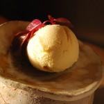 鶏屋ぜんろく - 種子島安納芋(蜜いも)あいすくりーむ