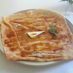 41872990 - 2010/9 塩バター&キャラメルのクレープ。クレープ生地が美味しいからシンプルなトッピングで十分美味しいのです