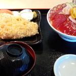 お富さん - 日替わり定食 880円