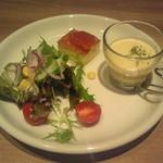 41876078 - サラダ&スープ