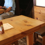 おがわ - テーブル席 (2015/09)