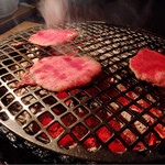 レトロ焼肉たろう食堂 - 塩タン✩︎⡱