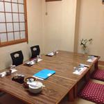 大衆料理 こがね - 2015.9 2階の個室