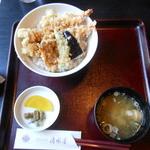 旅館・お食事 清水屋 - 天丼