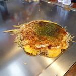 まる麺 - そばダブル