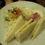 41880984 - サンドイッチモーニング