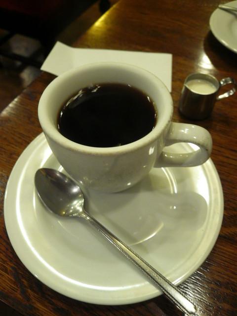 ツバイG線 - ホットコーヒー