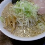 らーめん むげん - 醤油(700円)