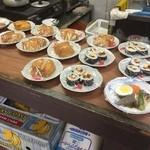 東の里 百円食堂 - 惣菜