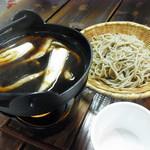 天通 - 鴨汁そば…1300円