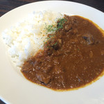 神戸珈琲倶楽部 - 牛すじカレー