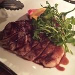 41883669 - 本日のおすすめお肉料理。ローストポーク