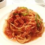 大人のスパゲッティー・ナポリ