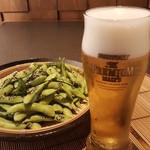 Hakodate Dining 備後屋 - プレミアムモルツ超達人店認定店
