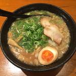 七福じん - 七福ラーメン麺大盛