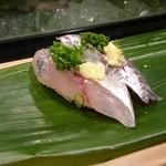 滝鮨 - あじ