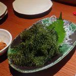 沖縄健康長寿料理 海人 - 海ぶどう