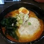 麺屋 玄徳 - 辛(しん)胡麻らーめん¥780