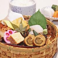 旬彩和さび - 籠ランチ¥1,000(税別)