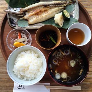 d47食堂 - 島根定食1520円