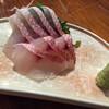 海鮮居食屋 活 - 料理写真:赤マチ刺身 950円