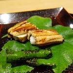 北大路 おたぎ - お凌ぎ 淡路の穴子寿司