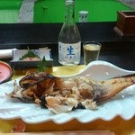 魚元 - どんこ逆焼
