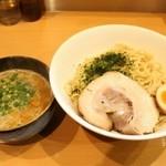麺屋 すずらん - 2015 #038@裏メニュー/辛つけ麺 塩(300g)¥1000