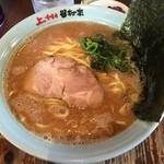 田村家 - 料理写真:らーめん(中盛)