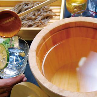 日本酒の新たな楽しみ方「さわらの樽香酒」