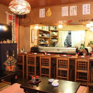 昭和な居酒屋