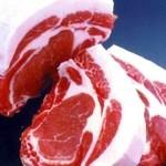みくりやうどん - 山形県の平田牧場さんから直送して頂いているとってもやわらかい三元豚のお肉です