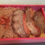 箱根の市 - そぼろもフワッとしていて美味しいです!