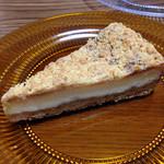 41897213 - 焼きチーズケーキ